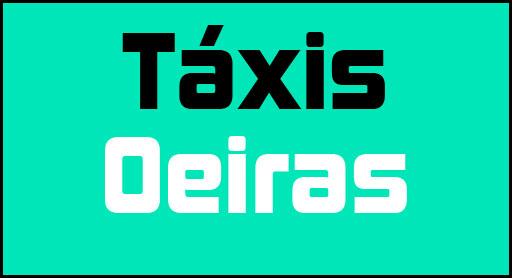 Rádio Táxis Oeiras.