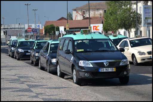 Taxis Linda-a-Velha